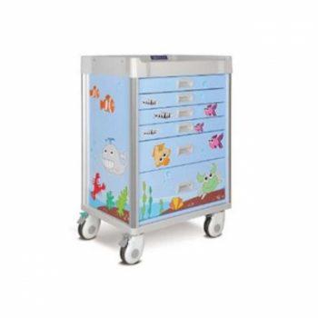 Trolii medicale pediatrice