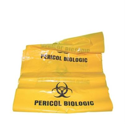Saci Polietilena Pericol Biologic