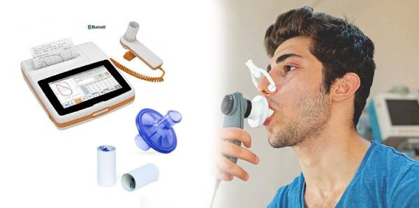 spirometrie spirolab