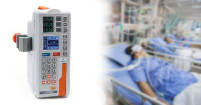 pompa volumetrica de infuzie